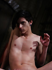 Jason Alcok and Jae Landen are stars in this one first anal sex gay sex - Gay Twinks Vampires Saga!