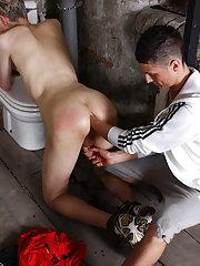 Naked boys enema fetish and...
