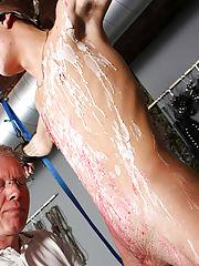 Pics of penises cumming loads and lusty puppy masturbation - Boy Napped!