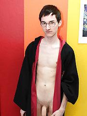 Harry black thug nude with big...