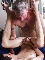 Free pic naked men fucking in locker room and photo of boy fucking at night at Bang Me Sugar Daddy