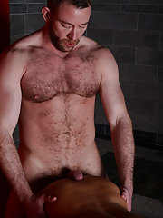 Young boy cum dumper and winking...