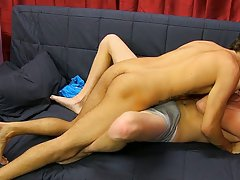 Gay pic post twink and cock suck gay twink ass lick - at Real Gay Couples!
