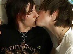 Young boy sex with boy video and men jerking gays to multiple orgasms at EuroCreme