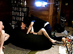 Gay dick rubbing on dick videos for free and naked korea at the office - at Boy Feast!