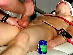 Rimming young gay boy and old men who suck cock for cum - Boy Napped!