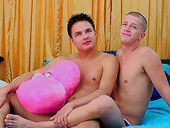 Skinny twink short dick and young fem boys being fucked by gay twinks - at Real Gay Couples!