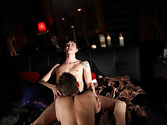 Soft black twinks and young nude twink models - Gay Twinks Vampires Saga!