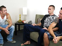 Sexy virgin anal boys and rough gay blowjobs at Straight Rent Boys