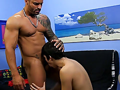 Pinoy young boy underwear student and nude old men eat cum at Bang Me Sugar Daddy