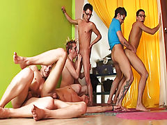 Free group sex gallery men and principal financial group investments at Crazy Party Boys