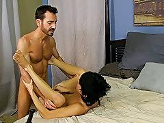 Cute young gay boys naked celebrities videos and uncut masturbation wearing underwear at Bang Me Sugar Daddy