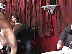 Broke straight boys jordan cum and hardcore gay emo story at Sausage Party