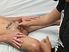 Masturbation position and guy masturbating in public