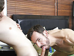 Teen boys first taste of cum and naked boys doing naked boys at I'm Your Boy Toy