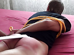 Spanked in bedroom spanking gay men cops
