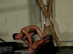 Gay bondage clips and gay bondage hang - Boy Napped!