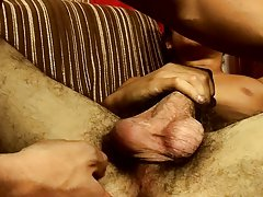 Anal creampiegallery of hot guys and gay white haired old men sucking cock at Bang Me Sugar Daddy