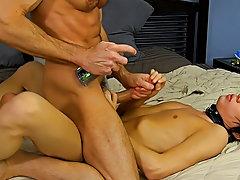 Interracial boys anal pics and gray bearded men at Bang Me Sugar Daddy