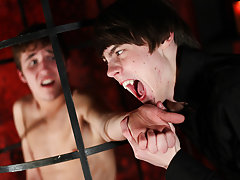Young twinks swallowing cum and twinks sissy video - Gay Twinks Vampires Saga!