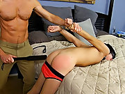 Videos gay slave fetish boy at Bang Me Sugar Daddy glory hole gay sex