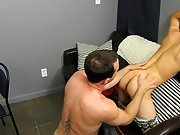 Straight guy ass fucking gay guy on hidden cam and gay soft uncut penis at I'm Your Boy Toy
