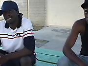 Gay black men fucking in...