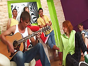 Health mental health disorders anxiety support groups and gay anal groups at Crazy Party Boys otk male spanking