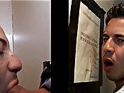 Erotic first gay blowjob...