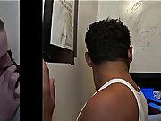 Huge shaved gay cock...