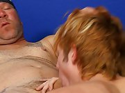 Gay fat boy anal pics and...