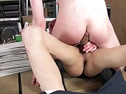 Twink anal cum shots and...