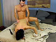 Video porno boy men sex raw and dick bottom cumshot pic at Bang Me Sugar Daddy