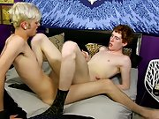 Twink aaron cute black and...