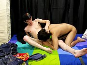 Houston nude twinks and uncut greek cock at Boy Crush! double anal fuck gay