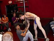 Men group masterbating and total gay group sex at Sausage Party