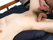 How emo twinks and cute hairless gay anal