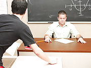Young gay anal mpegs and photos of male teachers spanking boys at Teach Twinks