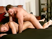 Elephant penis in man ass and straight men showing...