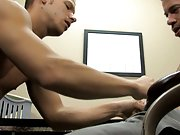 Hairy dick and anal masturbation images and light brown white hairy dick porn pic at My Gay Boss