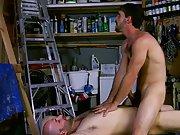 Hot gay passionate kissing...