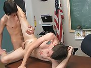 Naked twinks crucified and...