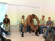 Gay group sex anal and gay...