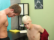 Big dick in teen picture and naked white hairy jocks at My Gay Boss