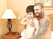 Interracial creampie galleries and erotic uncut black cock stories at I'm Your Boy Toy