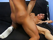 Gay black butt rimming...