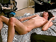 These two are all over every other as they kiss and engulf on the bed gay male masturbation firs - at Boy Feast! sucks big dick