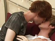 Gay men kissing in their underwear video and gay twinks emos in jeans gallery at EuroCreme