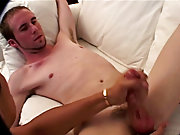 Uncircumcised cumshot and...