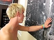Gay muscle short hair porn...